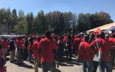 FILE: The South African Federation of Trade Unions is holding its founding congress in Boksburg. Picture: Clement Manyathela/EWN.