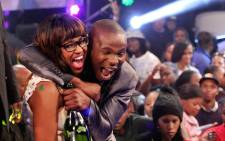 Ntombi and Ace win Big Brother Mzansi Double Trouble 2015. Photo: Supplied