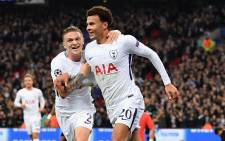Dele Alli condemned Champions League holders Real Madrid to a horrendous Wembley debut with two goals as Tottenham Hotspur reached the last 16 with a stunning 3-1 victory on 1 November 2017. Picture: Facebook.