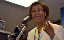 Dr. Mamphela Ramphele. Picture: Lesego Ngobeni/EWN