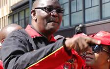 Cosatu General Secretary Zwelinzima Vavi. Picture: Taurai Maduna/Eyewitness News