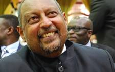 Minister of public service and administration Roy Padayachie (62), died on May 4, 2012.