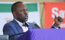 FILE: Mineral Resources Minister Mosebenzi Zwane. Picture: GCIS