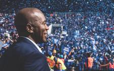 DA leader Mmusi Maimane says the electorate should decide on government's future. Picture: Twitter/@Our_DA.