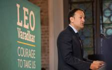 FILE: Leo Varadkar. Picture: Twitter/@campaignforleo.