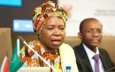 FILE: Minister in the Presidency Nkosazana Dlamini Zuma. Picture: GCIS