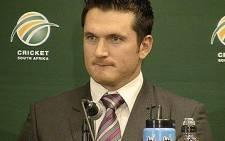 Graeme Smith remains test cricket Captain under Gary Kirsten. Picture: Tshepo Lesole/Eyewitness News