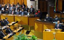 FILE: Parliament's Portfolio Committee on Transport has warned political parties not to attack legislation.Picture: GCIS.