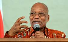 Former president Jacob Zuma. Picture: GCIS