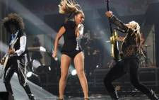 Beyonce Knowles. Picture: AFP