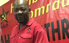 SACP second deputy general secretary Solly Mapaila. Picture: Clement Manyathela/EWN.
