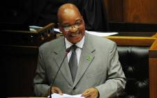 President Jacob Zuma. Picture: Supplied