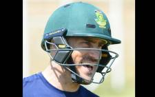 FILE: South Africa captain Faf du Plessis. Picture: @OfficialCSA.
