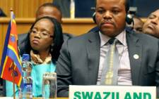 Swaziland's King Mswati III. Picture: GCIS
