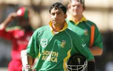 FILE. Former Proteas player, Gulam Bodi, has been charged under CSA's Anti-Corruption Code. Picture: Facebook.