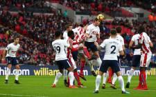 Tottenham Hotspur demolished Stoke City 5-1 . Picture: Twitter @SpursOfficial.