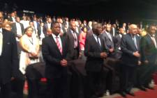 FILE: A unanimous show of hands sealed Mwelo Nokonyane's fate. Picture: Supplied.