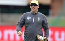 FILE: Proteas head coach Russell Domingo. Picture: cricket.co.za