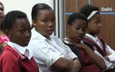 Ibis Reproductive Health, Sonke Gender Justice Network and the National Teenage Pregnancy Partnership have launched the National Teenage Pregnancy Prevention Campaign at Melrose Estate. Picture: Vumani Mkhize/EWN