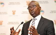 Finance Minister Malusi Gigaba. Picture: GCIS.