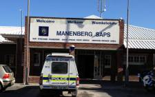Manenberg Police Station. Picture: EWN