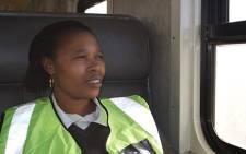 Vicky - train driver