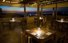 A view of the Overture restaurant owned by Bertus Basson. Picture: bertusbasson.com