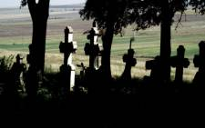 A graveyard. Picture: sxc.hu.