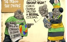 The Dress That Divides Parliament