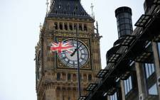 The Elizabeth Tower, the 96-metre-tall clock tower that houses Big Ben in London. Picture: AFP