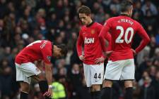 Manchester United will hope to turn around their faltering season when they face Bayern Munich on Tuesday in the UEFA Champions League. Picture: Facebook.com.