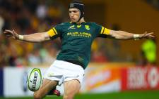 Johan Goosen in action for the Springboks. Picture: AFP