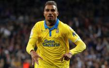 Kevin-Prince Boateng has agreed with Las Palmas to terminate his contract. Picture: Twitter/@KPBofficial