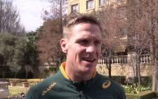 Springbok captain Jean de Villiers.  Picture: Christa Eybers/EWN