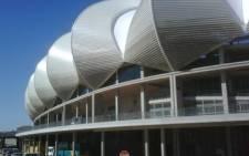 The Nelson Mandela Bay Stadium in Port Elizabeth. Picture: Taurai Maduna/Eyewitness News