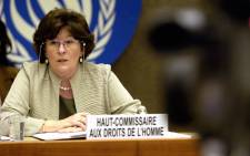 United Nations High Commissioner for Human Rights Louise Arbour. Picture: United Nations Photo.