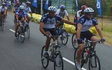 FILE: The Cape Argus Cycle Tour. Picture: EWN