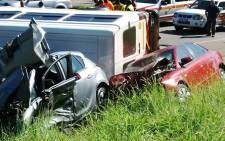 FILE: Accident. Picture: Santi Steinmann/iWitness