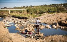 Diepsloot has grown to a sprawling settlement of more than 800,000 residents battling unemployment and poor service delivery. Picture: Thomas Holder/EWN