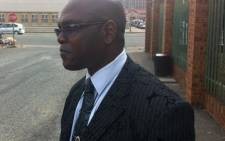 Crime Intelligence head Richard Mdluli appeared at the Boksburg Magistrates Court on 24 June 2011. He is accused of masterminding a murder over a decade ago. Picture: Barry Bateman/EWN
