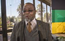 FILE: ANC Secretary General Gwede Mantashe addresses media on issues facing the ANC for the National Policy Conference at Nasrec. Picture: Thomas Holder/EWN