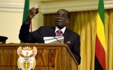 FILE: President Robert Mugabe. Picture: GCIS.