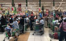 South African consumers shop up a storm on Black Friday on 24 November 2017. Picture: Christa Eybers/EWN
