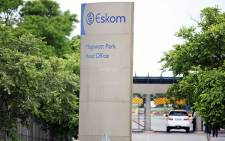 FILE: Eskom's Megawatt Park offices in Sunninghill. Picture: EWN.