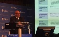 Eskom non-executive director Pat Naidoo. Picture: Gia Nicolaides/EWN