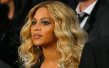 Beyonce Knowles in November 2015. Picture: AFP