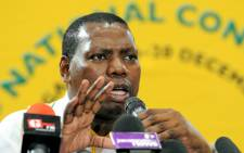 African National Congress Treasurer General Zweli Mkhize. Picture: ANC.