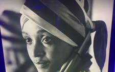 A picture of Winnie Madikizela-Mandela at the premiere 'Winnie' on 3 June 2017. Picture: Refilwe Pitjeng/EWN.