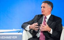 John Veihmeyer, KPMG International chairman pictured in US at a World Economic Forum annual meeting in 2016. Picture: World Economic Forum