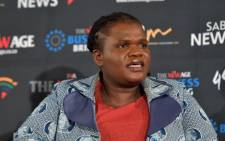 Communications Minister Faith Muthambi. Picture: GCIS.